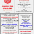 Salvation Army Donation Guide Spreadsheet In 14 Facts About Salvation  The Invoice And Resume Template