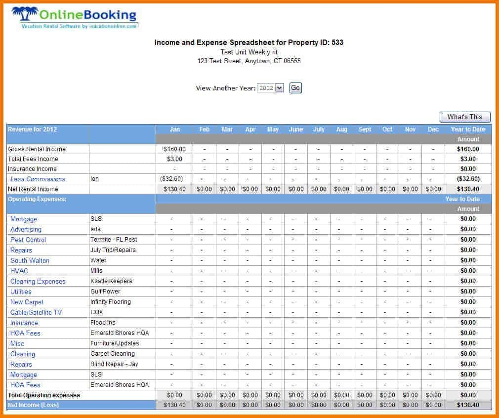 Sample Expense Tracking Spreadsheet In Expense Template For Small Business And Sample Expense Tracking