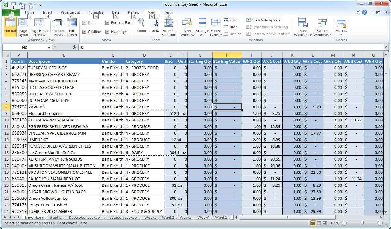 Sample Inventory Tracking Spreadsheet With Example Excel Inventory Tracking Spreadsheet And Example Of Excel