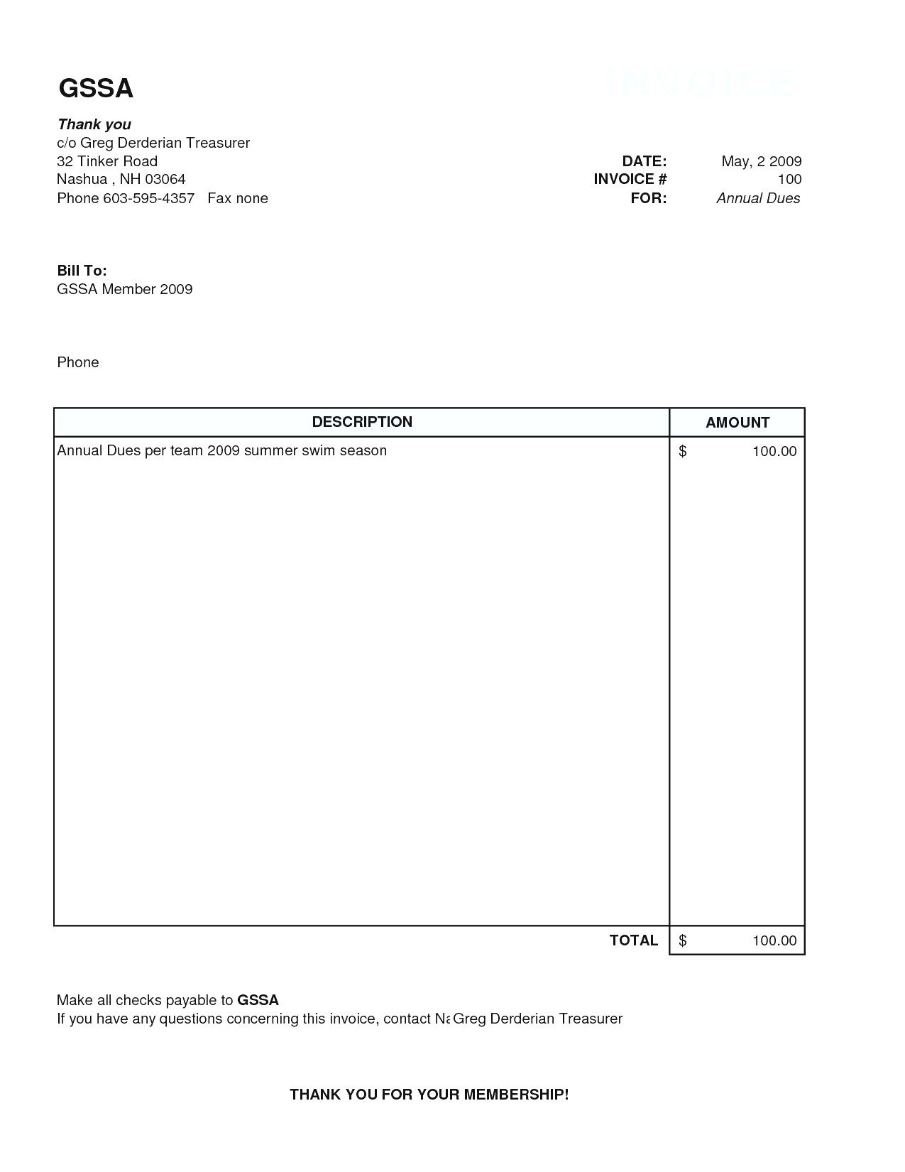 Sample Invoice Spreadsheet Regarding Simple Invoice Templates 0  Colorium Laboratorium