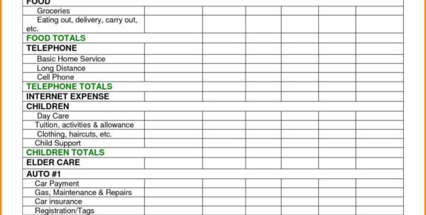 Sample Monthly Budget Spreadsheet Throughout Samples Of Budget Spreadsheets And Free Sample Monthly Spreadsheet