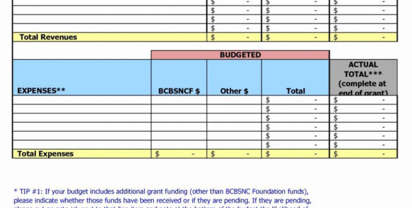 Sample Project Budget Spreadsheet Excel Throughout Sample Project Budget Spreadsheet Excel Construction Template Simple