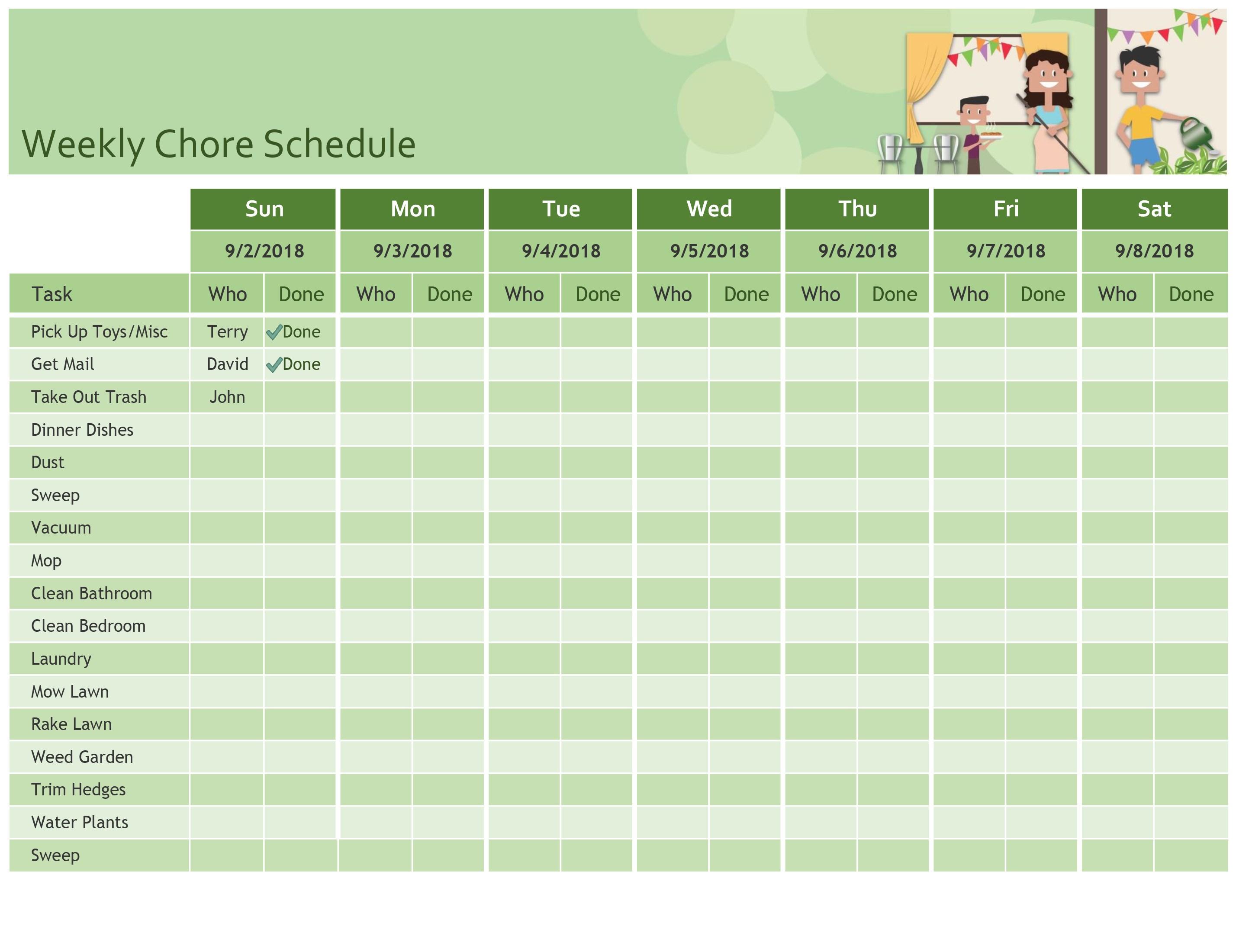 Sample Staff Schedule Spreadsheet Within Schedules  Office