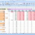 Savings Spreadsheet Inside Excel: Improve Your Personal Finances