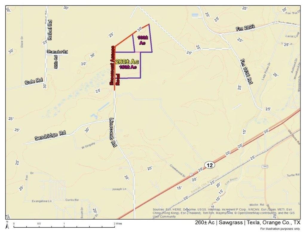 Sawgrass Pricing Spreadsheet For 160 Acres  Sawgrass  Homeland Properties