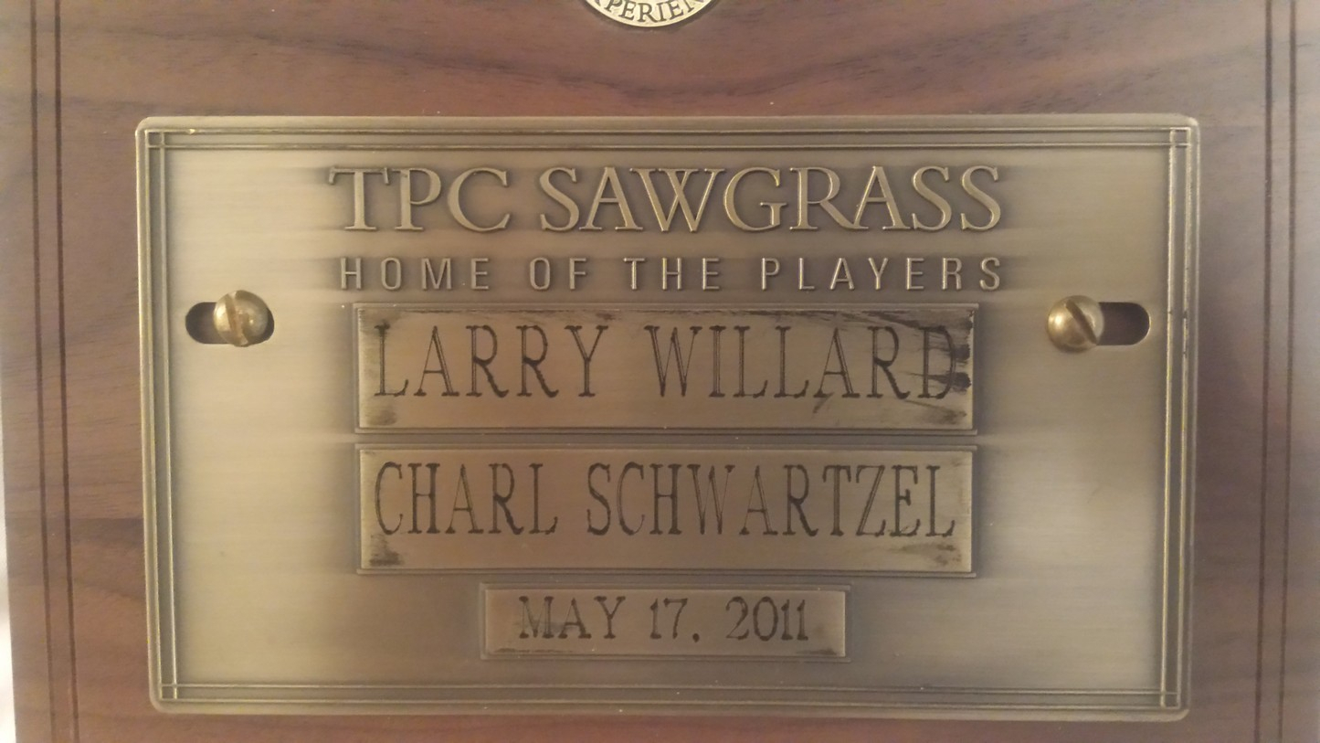 Sawgrass Pricing Spreadsheet With October 2017  Larry  Jackie Willard's Retirement Adventure