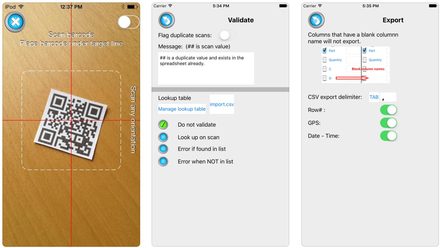Scan Qr Code To Spreadsheet Regarding 9 Best Qr Code Reader Apps For Iphone  Iphonebyte