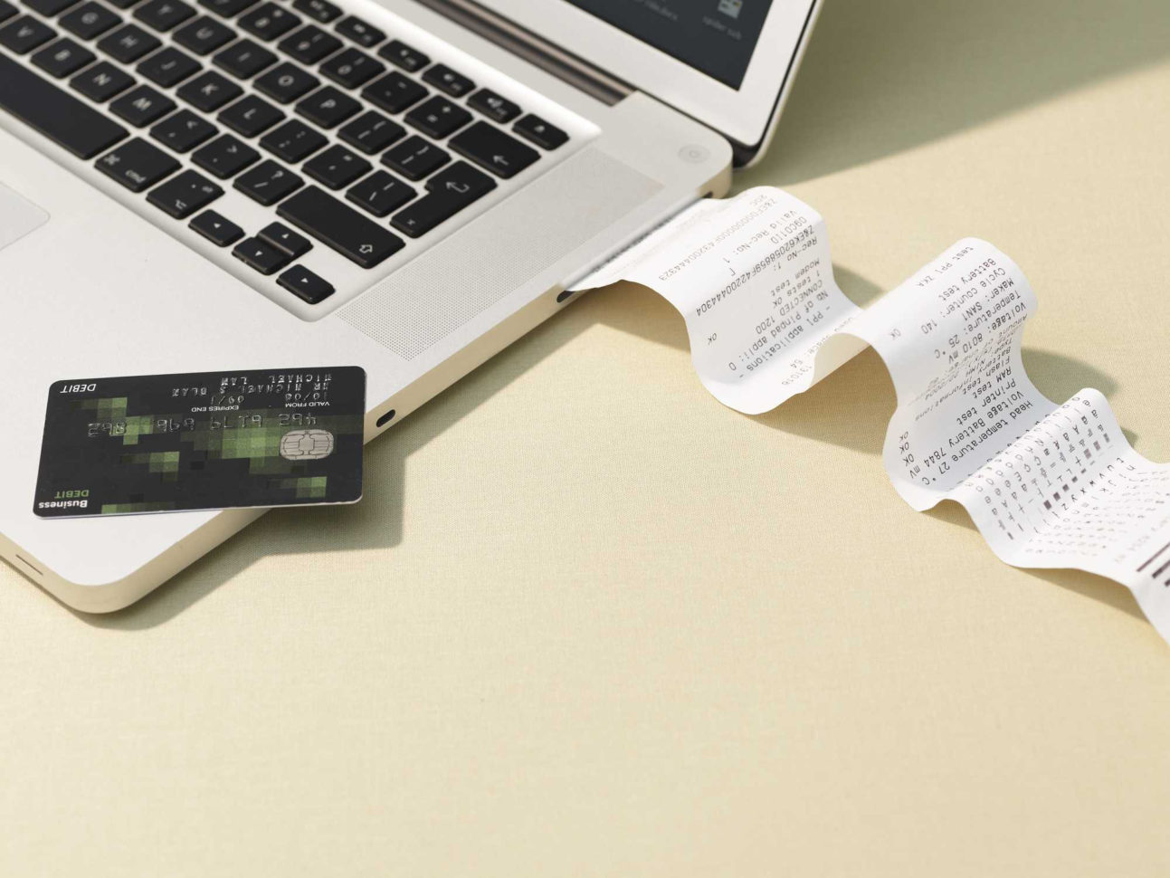 Scan Receipts Into Excel Spreadsheet In Scan, Save And Organize Receipts