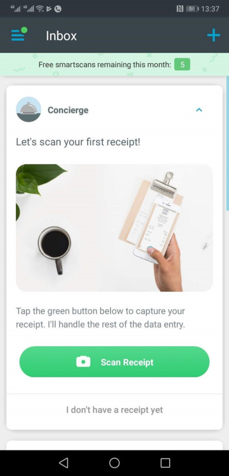 Scan Receipts Into Excel Spreadsheet Inside 6 Of The Best Apps To Scan, Track, And Manage Receipts