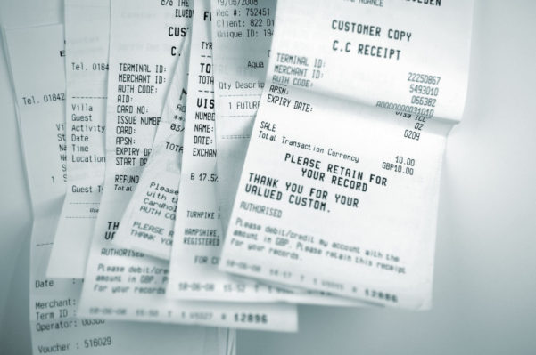 Scan Receipts Into Excel Spreadsheet Pertaining To The 8 Best Receipt Scanners And Trackers To Buy In 2019