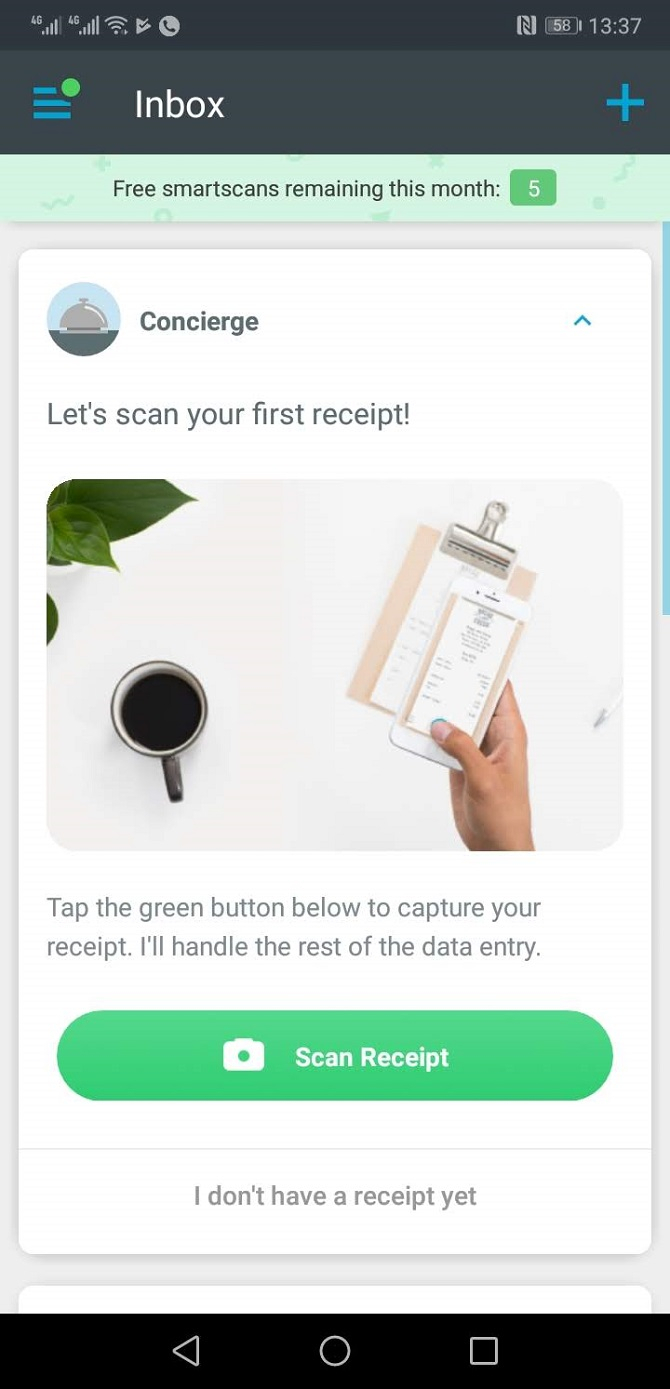 Scan Receipts Into Spreadsheet Regarding 6 Of The Best Apps To Scan, Track, And Manage Receipts