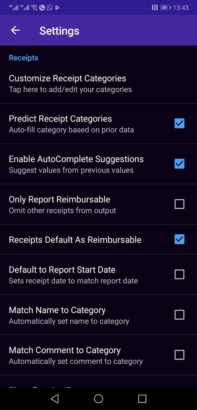 Scan Receipts Into Spreadsheet Throughout 6 Of The Best Apps To Scan, Track, And Manage Receipts