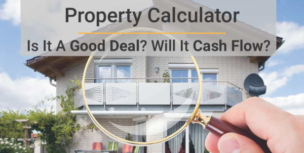 Schedule Of Real Estate Owned Spreadsheet For Real Estate Calculator For Analyzing Investment Property