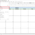 Schedule Spreadsheet Google with regard to How To Create A Free Editorial Calendar Using Google Docs  Tutorial