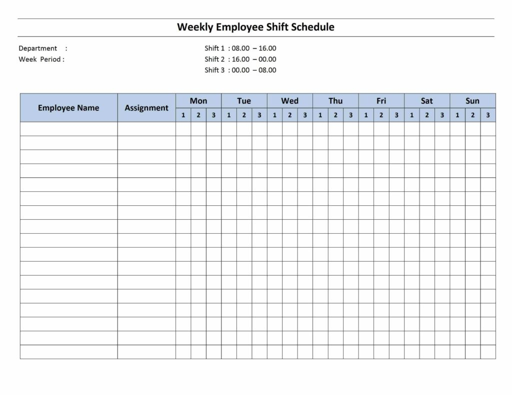 Scheduling Spreadsheet Free With Employee Shift Scheduling Spreadsheet And Free Monthly Work Schedule