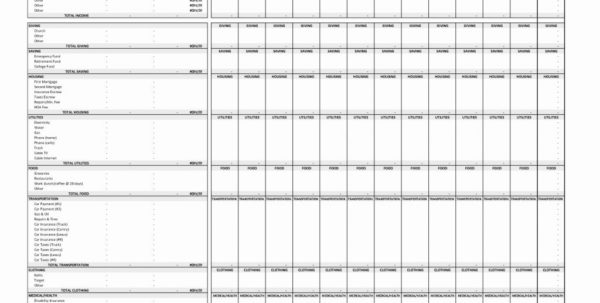 Self Employed Accounts Spreadsheet Intended For Free Self Employed Bookkeeping Spreadsheet Sample Worksheets