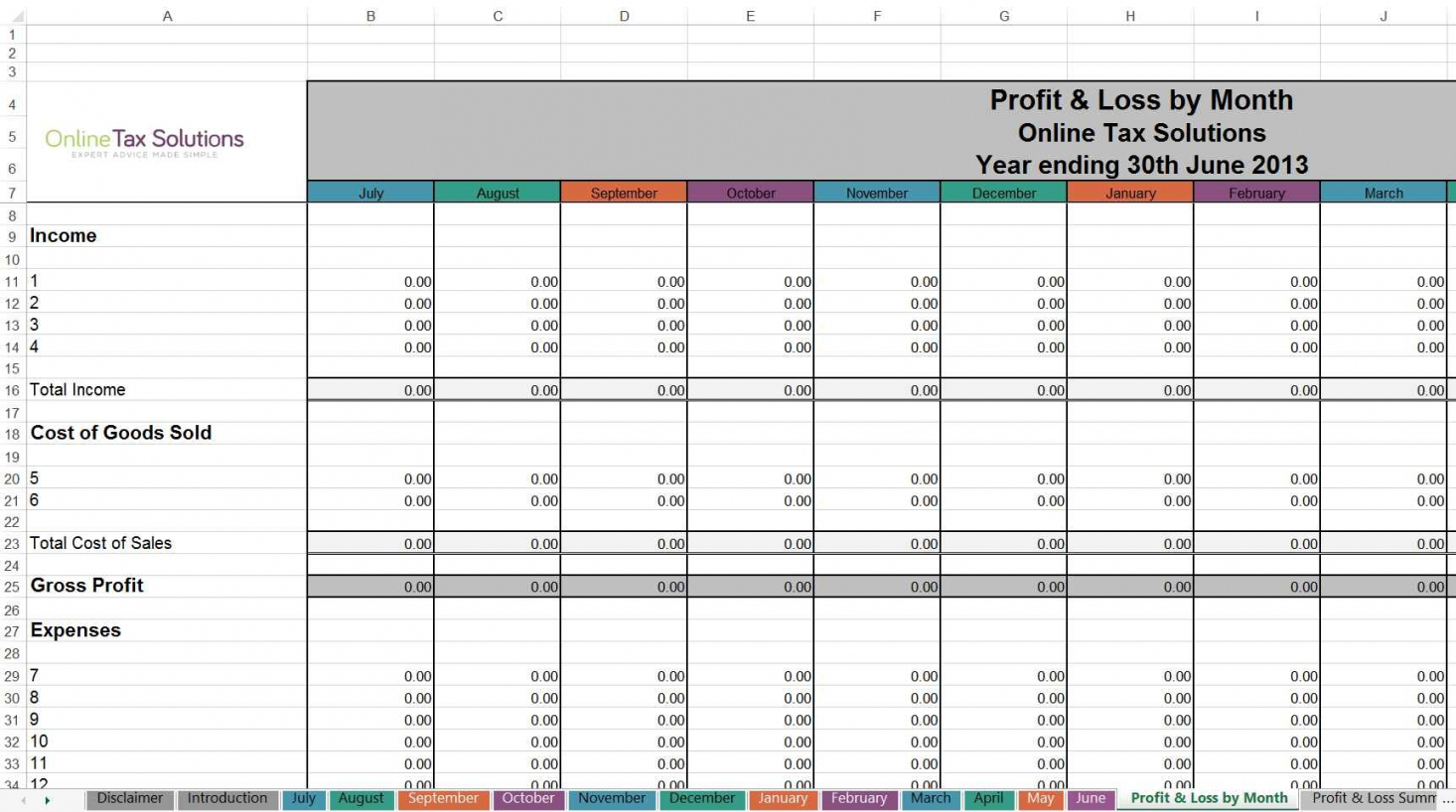 Self Employed Excel Spreadsheet In Self Employed Spreadsheet  Aljererlotgd