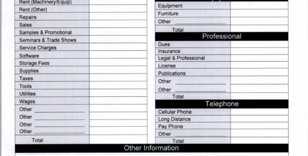 Self Employed Expense Spreadsheet With Regard To Self Employed Hair Stylist Taxes Luxury Hair Stylist In E