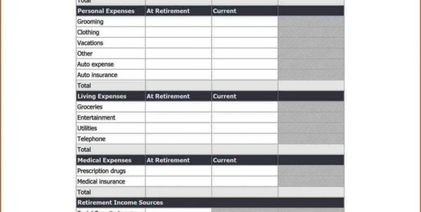 Self Employed Expenses Spreadsheet With Regard To Example Of Expense Calculator Spreadsheet Self Employed Expenses