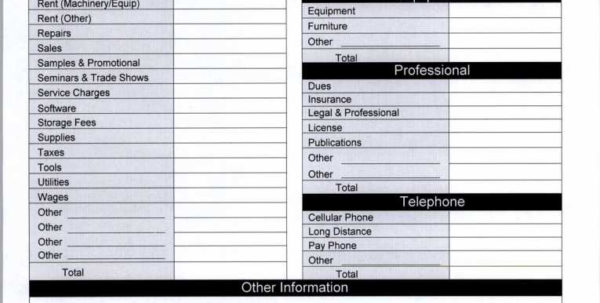 Self Employed Tax Spreadsheet For Self Employed Expense Sheet Printables. Self Employment Tax And
