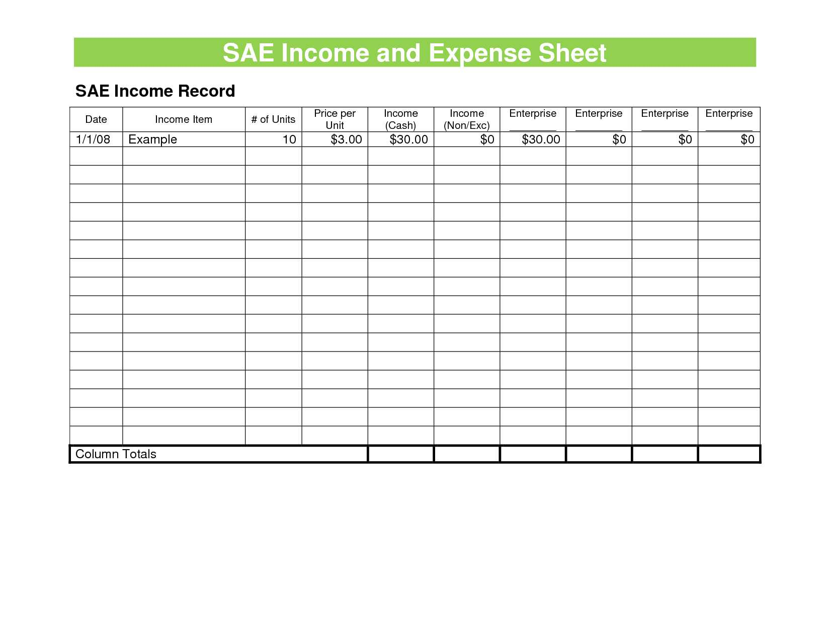 Self Employed Tax Spreadsheet With Self Employed Expense Sheet Sample Worksheets Tax Employment