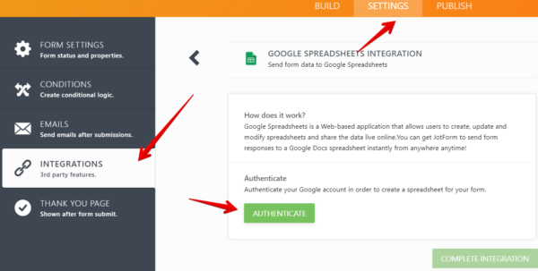 Send Form Data To Google Spreadsheet With Regard To Google Spreadsheet Inteagration: New Submissions Are Not Forwarded