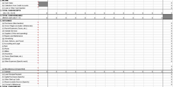 Setting Up A Spreadsheet For Accounts Inside How To Set Up An Accounting Spreadsheet Then Simple Bookkeeping