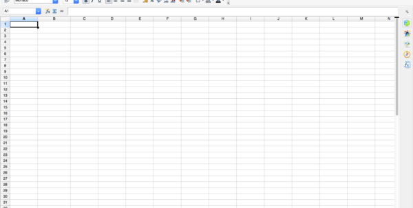Setting Up A Spreadsheet For Yhrd : How To Set Up An Excel, Openoffice Or Csvspreadsheet For