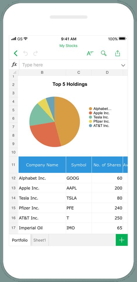 Share Spreadsheet Online Pertaining To Online Spreadsheet Maker  Create Spreadsheets For Free  Zoho Sheet
