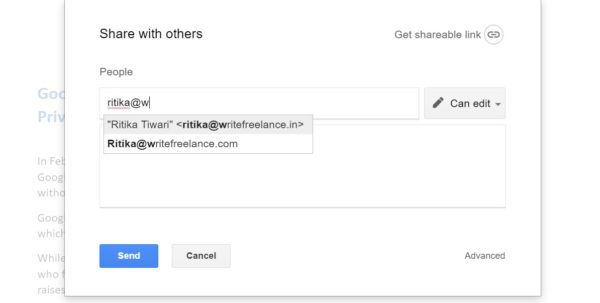 Shared Spreadsheet Online Free Intended For Google File Sharing: 11 Little Known Facts That Are Critical To Your