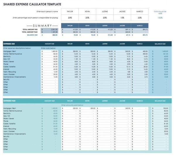 Shared Spreadsheet Throughout Google Shared Spreadsheet Beautiful Excel Spreadsheet Debt Snowball