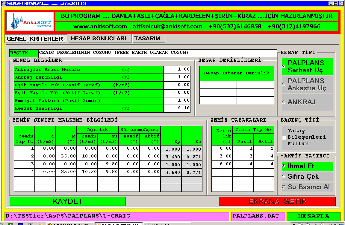 Sheet Pile Design Spreadsheet Db Excel Com