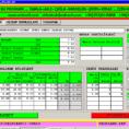 Sheet Pile Wall Design Spreadsheet Pertaining To Sheet Pile Wall Design Software  Ankisoft Yazılım Altyapı Programları