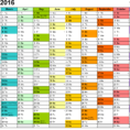 Shift Pattern Spreadsheet Within Employee Shift Scheduling Spreadsheet And Excel Calendar 2016 Uk 16