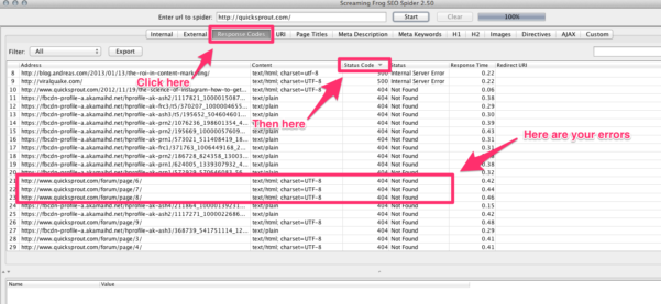Shopify Spreadsheet Within How To Identify And Fix Indexing Errors On Shopify Ecommerce