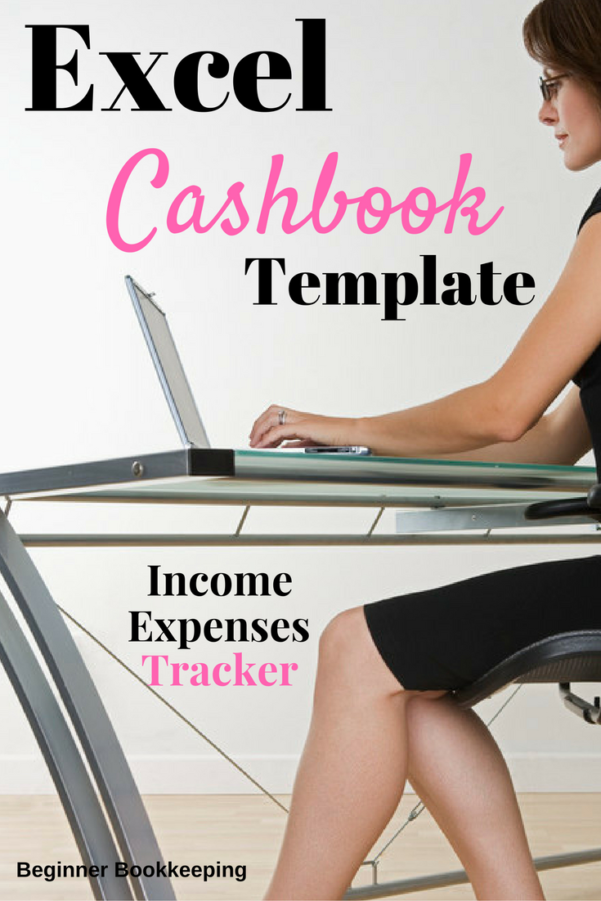 Simple Cash Book Spreadsheet Pertaining To Excel Cash Book For Easy Bookkeeping
