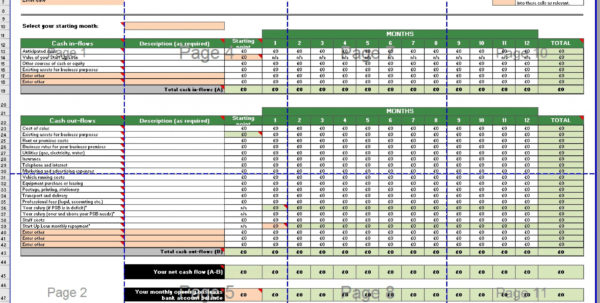 Simple Cash Flow Spreadsheet Throughout 014 Template Ideas Weekly Cash Flow Forecast ~ Ulyssesroom Simple Cash Flow Spreadsheet Google Spreadsheet