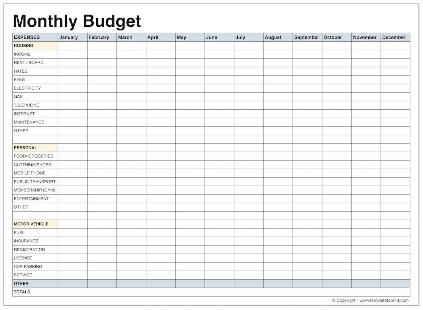 Simple Monthly Budget Spreadsheet Within Sample Monthly Budget Worksheet Worksheets Simple Household