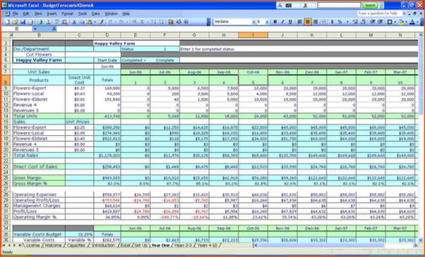 Simple Personal Budget Spreadsheet In 009 Simple Personal Budget Spreadsheet Excel Household Fr On
