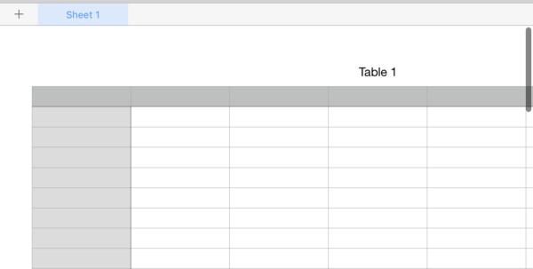 Simple Spreadsheet App For Ipad In Applications  Apps For Very! Simple Spreadsheet Purposes  Ask