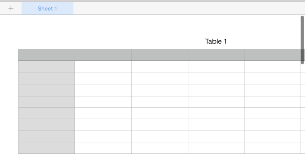 Simple Spreadsheet Within Applications  Apps For Very! Simple Spreadsheet Purposes  Ask