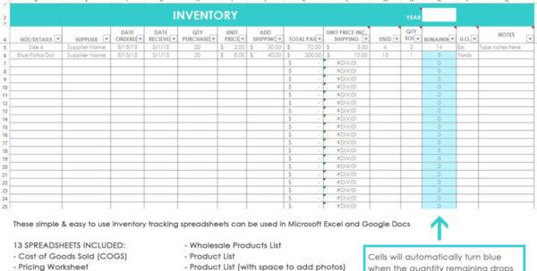 Simple Stocktaking Spreadsheet With Regard To Simple Stocktaking Spreadsheet – Spreadsheet Collections
