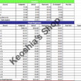 Sinking Fund Excel Spreadsheet For Super 20 Line Budgeting Spread Sheet Google Sheets Digital  Etsy