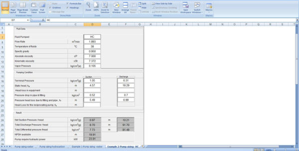 Slug Catcher Sizing Spreadsheet For Welcome To Klm Technology Group  Kolmetz Handbook Of Process