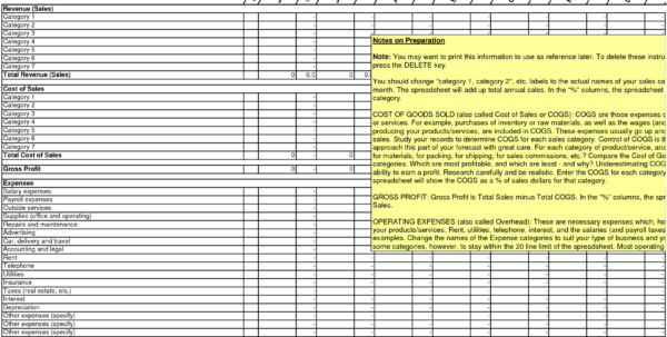 Small Business Expenses Spreadsheet Inside Excel Spreadsheet For Accounting Of Small Business And Small