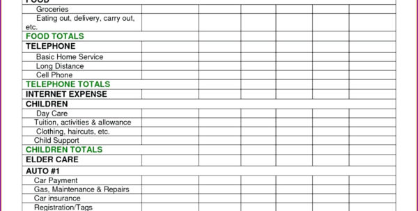 Small Business Spreadsheet For Income And Expenses Free With Regard To Best Excel Template Simple Accounting Free Small Business Software