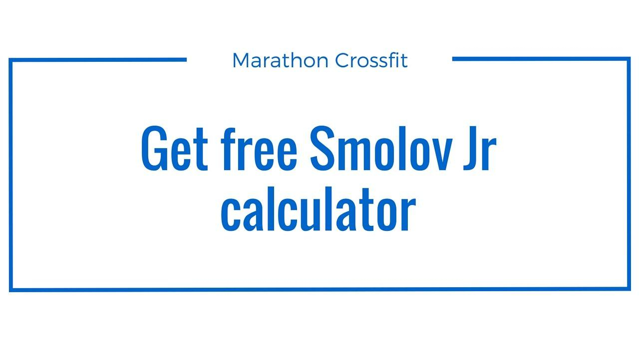 Smolov Jr Spreadsheet Inside How To Program Smolov Jr To Not Get Your Butt Kicked