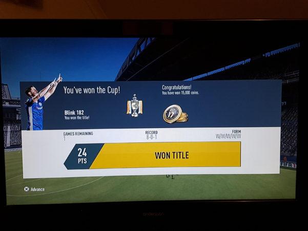 Smolov Spreadsheet Reddit With I Finally Did It! Div 1 Won : : Fifa