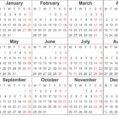 Soakaway Calculation Spreadsheet With 4 Month Wall Calendar 2018 – Spreadsheet Collections