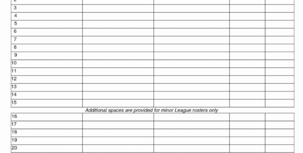Soccer Stats Spreadsheet Template Pertaining To 021 Baseball Lineup Card Template Excel Of ~ Ulyssesroom